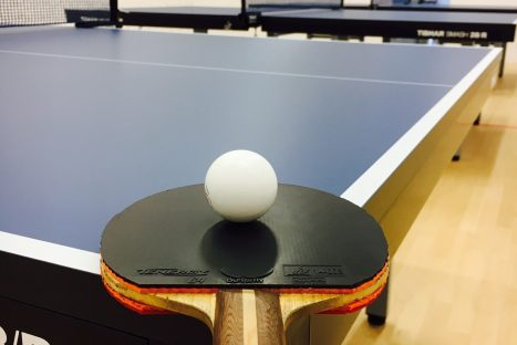 Table Tennis Tournament at the Cumberland