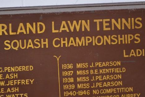 Squash Open & Handicap Finals 2016