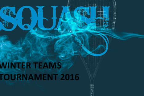 Squash Winter Teams Tournament 2016